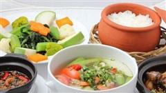 Nên ăn cơm hay ăn canh trước mới tốt cho sức khỏe?
