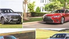 Những xe sedan hạng sang đáng mua nhất năm 2020