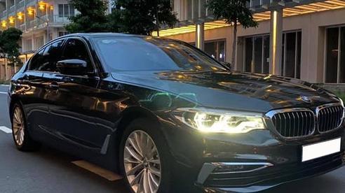 Chủ BMW 530i bán xe sau 9.000km, tiết lộ khoản lỗ đủ mua mới Toyota Vios