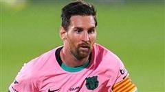 Messi nguy cơ vắng mặt trận Siêu kinh điển gặp Real Madrid