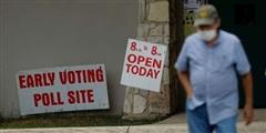 Bầu cử Tổng thống Mỹ 2020: Cử tri tại 4 bang bắt đầu bỏ phiếu sớm