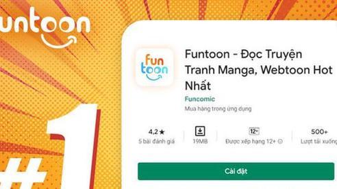 Vi phạm bản quyền, ứng dụng đọc truyện tranh Việt Nam 'bay màu' trên Google Play và App Store