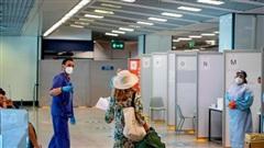 Sân bay đầu tiên trên thế giới đạt chuẩn 5 sao chống COVID-19