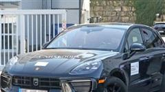 Porsche Macan phiên bản mới bị rò rỉ hình ảnh nội thất