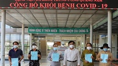 Thêm ba ca mắc Covid-19 ở Quảng Nam được công bố khỏi bệnh