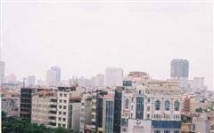 Thủ đô Hà Nội đón ngày nghỉ cuối tuần với chất lượng không khí tốt