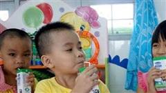 Bình Định triển khai sữa học đường trong năm học mới
