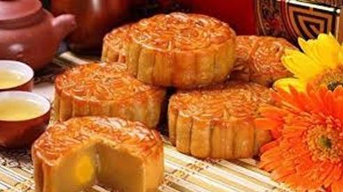 Chất béo trong một chiếc bánh Trung thu bằng hai bát phở bò