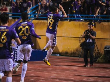[Video] Niềm vui của các cầu thủ Hà Nội FC khi vô địch Cúp Quốc gia