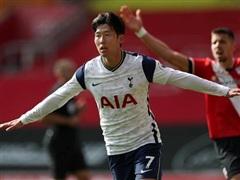 Son Heung-min ghi 4 bàn, Tottenham ngược dòng vùi dập Southampton
