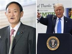 Tân Thủ tướng Nhật Bản và Tổng thống Mỹ điện đàm lần đầu tiên