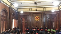 Ông Nguyễn Thành Tài lĩnh án 8 năm tù giam