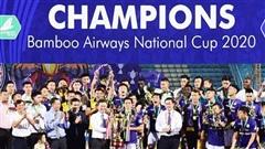 Hà Nội FC bảo vệ thành công ngôi vô địch