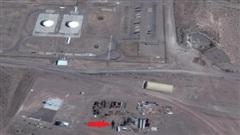 Thợ săn UFO tuyên bố phát hiện robot ngoài Trái đất cao 16m tại Vùng 51 bí ẩn