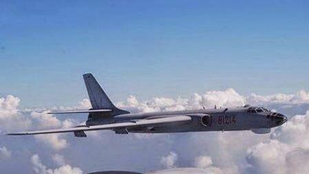 Không quân Trung Quốc lấy đảo Guam của Mỹ làm mục tiêu tấn công giả định?