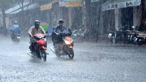 Dự báo thời tiết ngày 22/9: Không khí lạnh tràn về, Hà Nội mưa dông