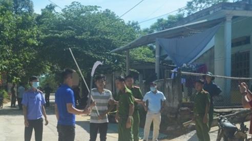 Quảng Nam: 'Giải vây' cho anh vợ, em rể đánh người nhập viện, thương tích 36%