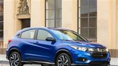 Giá xe ôtô hôm nay 21/9: Honda HR-V ưu đãi 50% phí trước bạ