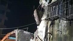 Sập tòa nhà cũ tại Ấn Độ, ít nhất 10 người thiệt mạng