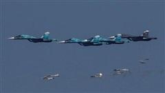 Nga mở cuộc không kích lớn nhất ở Syria kể từ khi ngừng bắn
