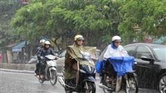 Dự báo thời tiết ngày 21/9, nhiều tỉnh miền Bắc có mưa rào và giông vài nơi