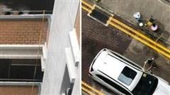 Người phụ nữ dẫn nước từ tầng 10 xuống tầng trệt chỉ để rửa xe khiến hàng xóm bức xúc