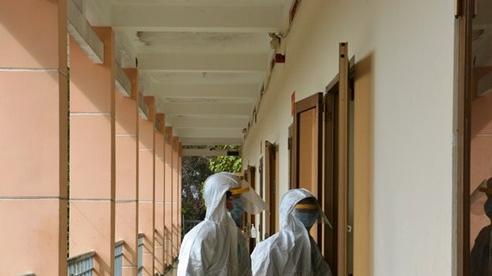 Các trường hợp tiếp xúc bệnh nhân Sri Lanka có kết quả âm tính