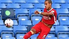 Thiago ghi dấu ấn mạnh với 45 phút trình làng Liverpool