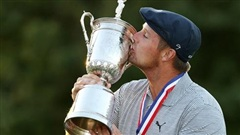 Bryson Dechambeau vô địch Mỹ mở rộng 2020