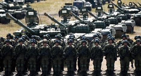 Nga điều 80.000 binh sĩ tập trận giữa lúc nhạy cảm