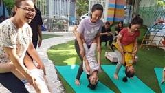 Yoga kể chuyện - hình thức mới trong các trường học mẹ đã biết chưa?