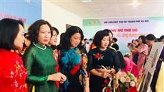 Tôn vinh 10 ý tưởng, sản phẩm sáng tạo tiêu biểu của phụ nữ Thủ đô