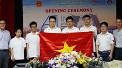Olympic Toán quốc tế: 6 thành viên Việt Nam tranh tài