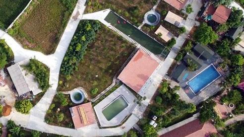 Vĩnh Phúc 'thúc' TP Phúc Yên xử lý khu nghỉ dưỡng xây không phép