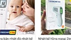 'Ma trận' thiết bị y tế trên mạng
