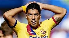 Barca chính thức chấm dứt hợp đồng với Suarez