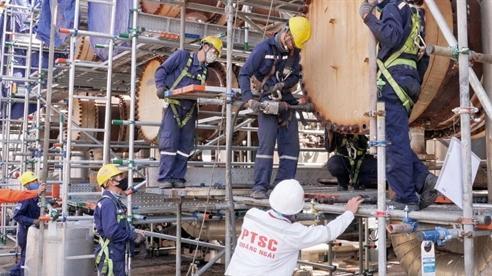Bảo dưỡng tổng thể nhà máy Dung Quất đang về đích