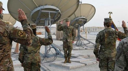 Mỹ điều Lực lượng Vũ trụ tới sa mạc ở nước ngoài