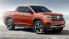 Ford Ranger thế hệ mới không 'ngựa thồ' như bản sao bán tải VW mượn khung gầm