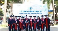 Thêm 8 chuyên ngành đào tạo thạc sĩ quản trị an ninh phi truyền thống