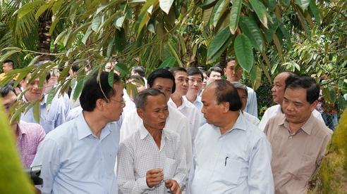 Thủ tướng đặt vấn đề về đa dạng hóa các loại cây trồng trước tình hình biến đổi khí hậu
