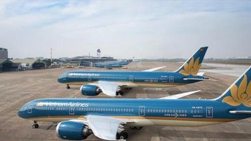 Vietnam Airlines mở lại 6 đường bay nội địa
