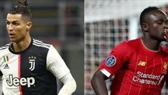 Neymar vượt Messi, Sadio Mane tốt hơn Ronaldo ở Ngoại hạng Anh