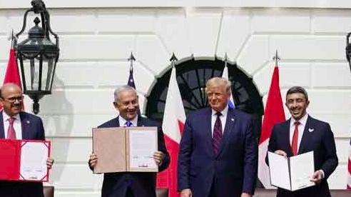 Ông Trump tạo 'đột phá' ở Trung Đông?