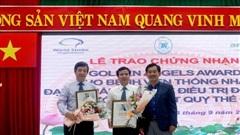 Bệnh viện Thống Nhất nhận Tiêu chuẩn vàng trong điều trị đột quỵ