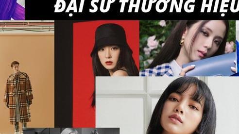 Những thương hiệu xa xỉ 'chọn mặt gửi vàng' idol Hàn Quốc nào?
