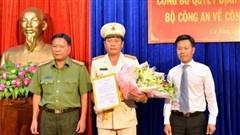 Chân dung tân Phó giám đốc Công an tỉnh Cà Mau