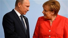 Chính trị gia Nga bị đầu độc xuất viện, chính giới Đức bất ngờ 'đồng lòng' về dự án khí đốt với Moscow