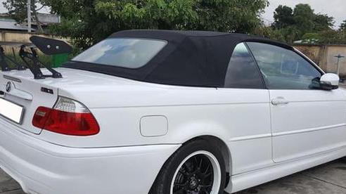 Cần đổi SUV 7 chỗ, chủ nhân BMW E46 mui trần bán xe ngang giá VinFast Fadil