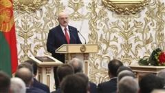 Tổng thống Belarus nhậm chức không thông báo trước